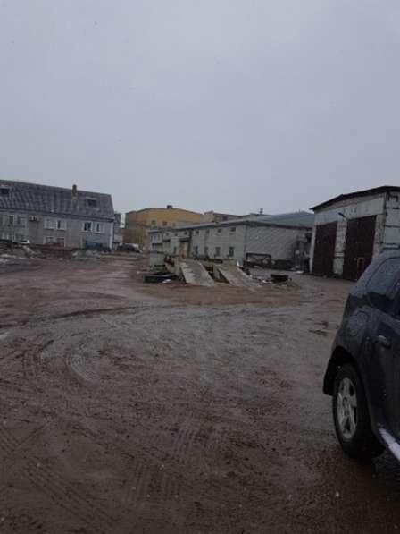 Сдам склад-открытую площадку в Красногвардейском р-не