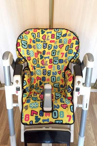 Чехлы на стульчик для кормления Peg-Perego Prima P