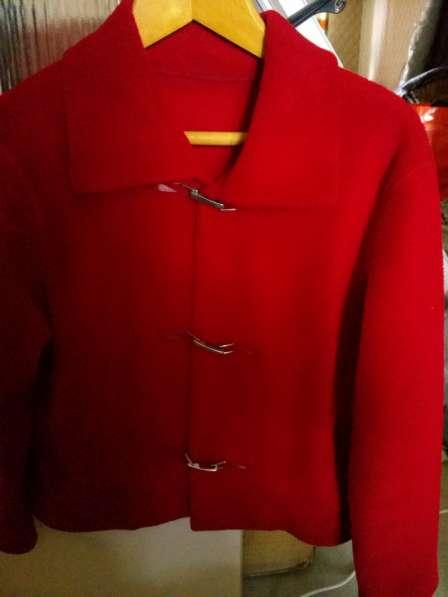 Женский жакет, куртка р-р 44-46,ткань флис, 15,0 руб