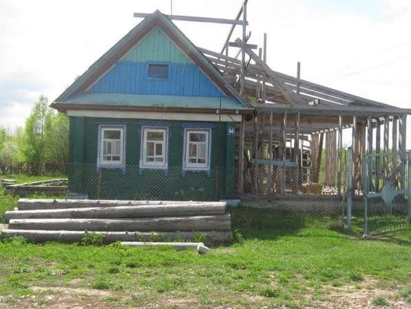 Симпатичный дружелюбный домик с расширением