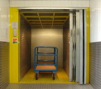 Монтаж лифтов и грузовых п