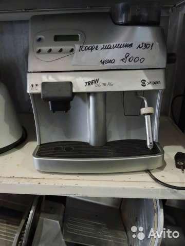 торговое оборудование Кофе машина Spidem N301