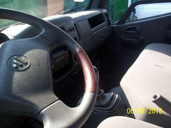 Продам грузовик категории В(термобудка)
