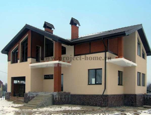 Постройка домов из кирпича и блоков с пятилетней гарантией в Ростове-на-Дону