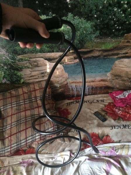 Скакалка с утяжеленным тросом lifeline weighted в Ялте фото 3
