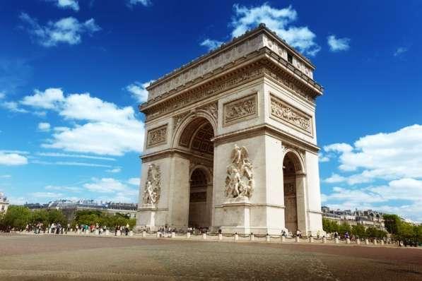 Экскурсии в Париже и Франции