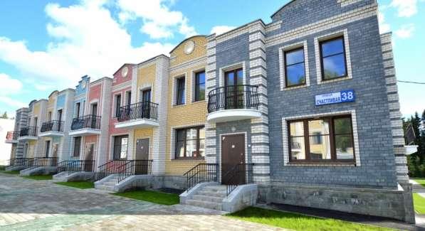 Таунхаус 3кв. (новый дом-сдан). Цена:4940т. р. Среднеуральск