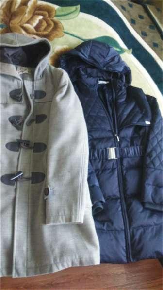 Пальто для девочки 12-13 лет, рост 158-164