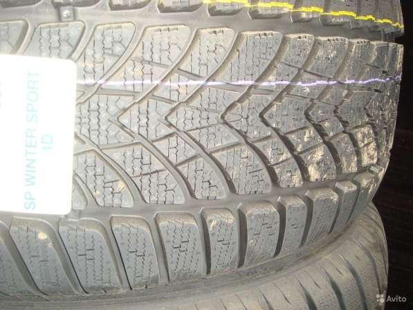 Новые Dunlop 225 50 R17 Winter Sport 4D MFS XL