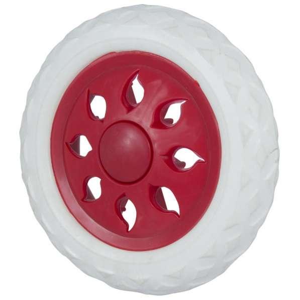 Колесо Рыжий Кот для сумки-тележки, диаметр 160мм, пластик