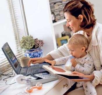 """Работа (подработка) для мамочек в декрете и студентов."""""""