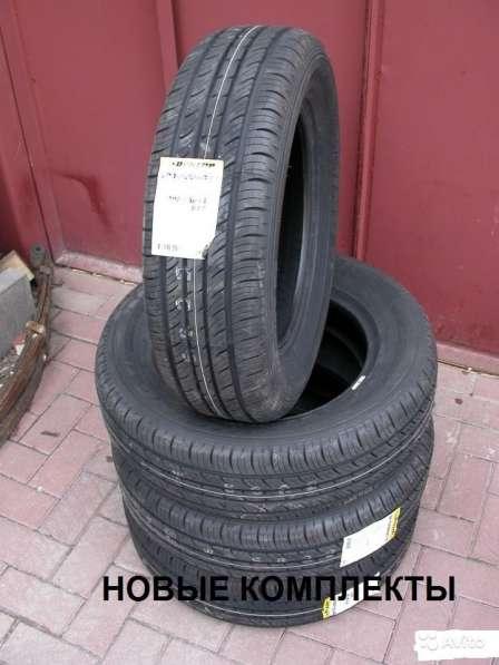 Новые Dunlop 205 70 R15 SP Touring T1