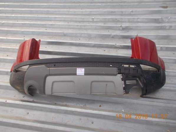 Продается задний бампер на Land Rover Evoque