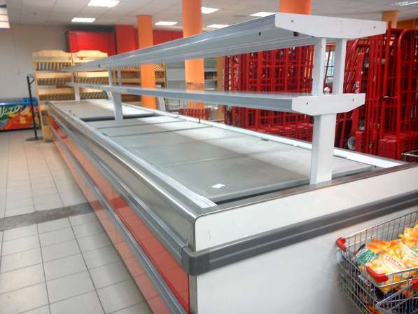 Оборудование для продуктовых магазинов