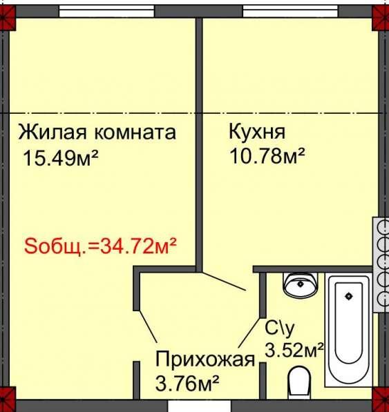 ПРОДАМ квартиру по хорошей цене!