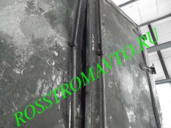 Восстановление фургонов после ДТП