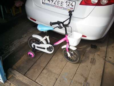 велосипед RAPID