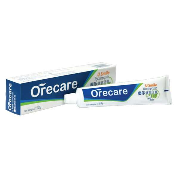 Зубная паста «Улыбка» отбеливающая