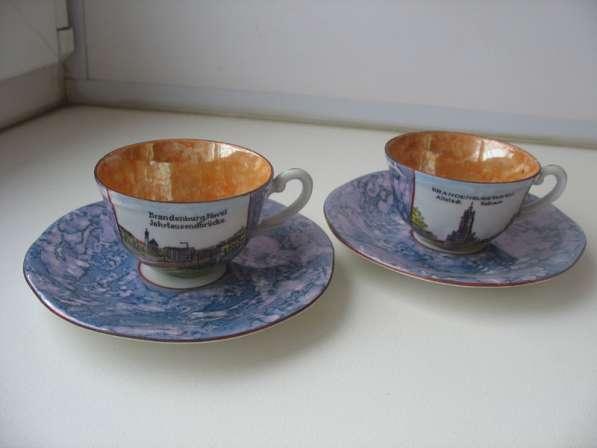 Продам кофейные 2 пары. Германия
