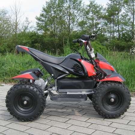 Квадроцикл RV-500-3 для детей от 5 лет Электромотор на 500 W с охлождением