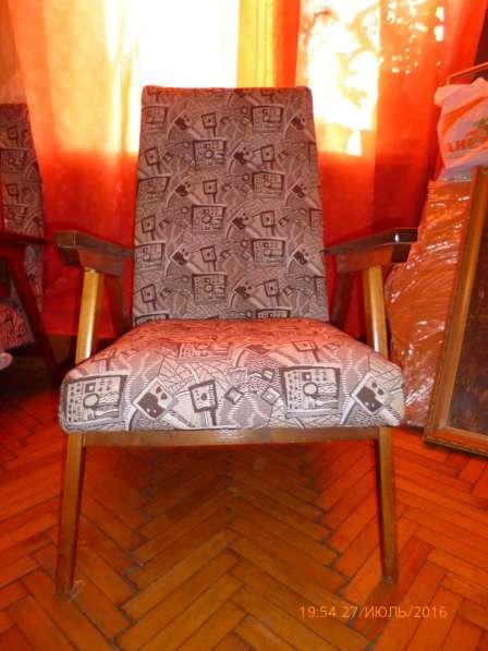 Кресло Советское для просмотра телевизора