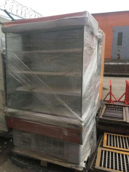 Холодильная витрина Golfstream Свитязь-120П