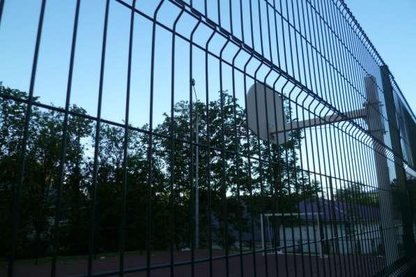 3D забор, 3Д сварная панель 1000x2500x4мм