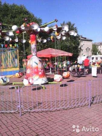 Парк аттракционов в ближнем Подмосковье