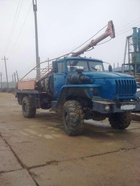Продам ямобур на УРАЛЕ; БКМ-515
