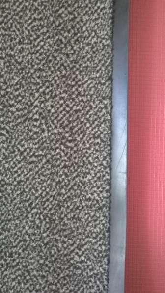 Ковровая дорожка на резин. основе шир. 2м