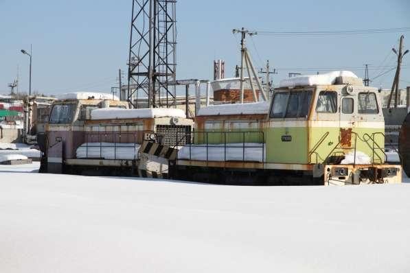 Маневровый односекционный тепловоз ТГМ - 40 в Екатеринбурге