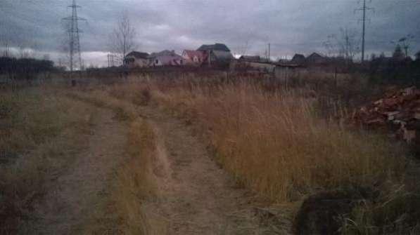 Продается земельный участок, д.Страдань