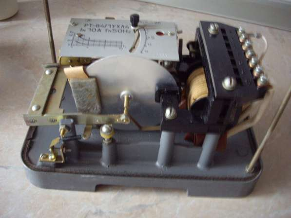 Реле максимального тока РТ-84/11ухл4 в Челябинске фото 8