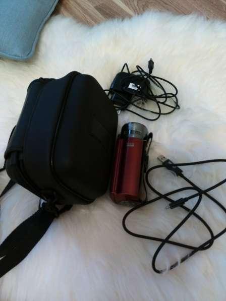Камера самсунг HMX Q20