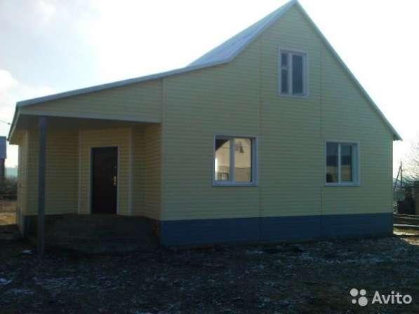 Продам новый дом в пгт. Прохоровка Белгородской области