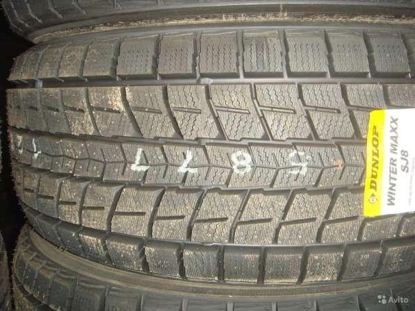 Новые японские Dunlop 225/55 R17 Winter Maxx SJ8