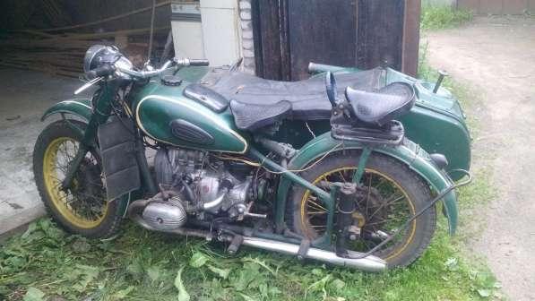 Мотоцикл К750 в отличном состоянии, на ходу