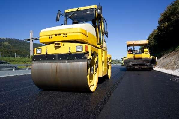 Асфальтирование, ремонт дорог