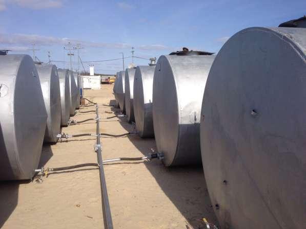 Резервуары РГС для нефтепродуктов