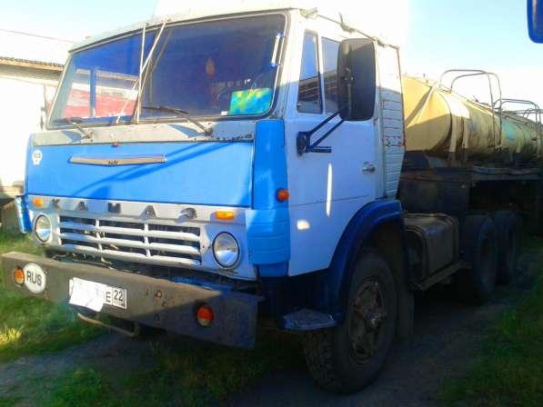 КАМАЗ 5410 в хорошем состоянии