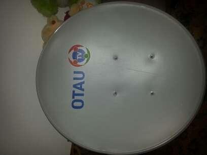 Спутниковая тарелка Отау тв новая