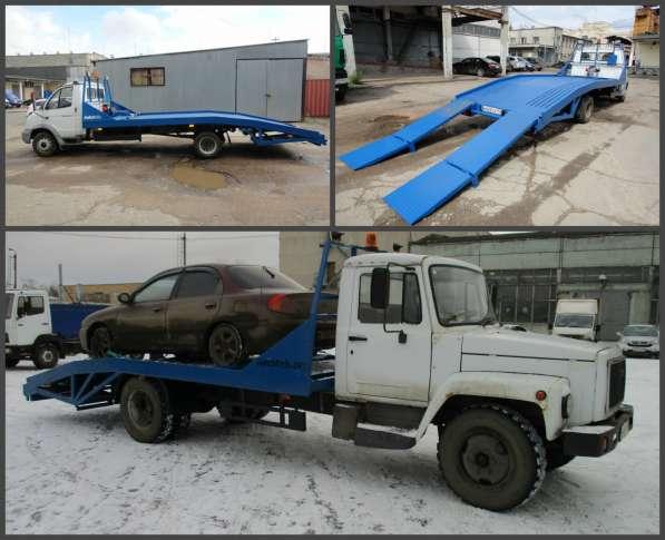 Установка эвакуаторной платформы на ГАЗон Некст, ГАЗон 3307