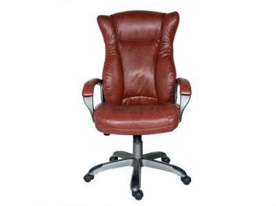 879 кресло коричневое