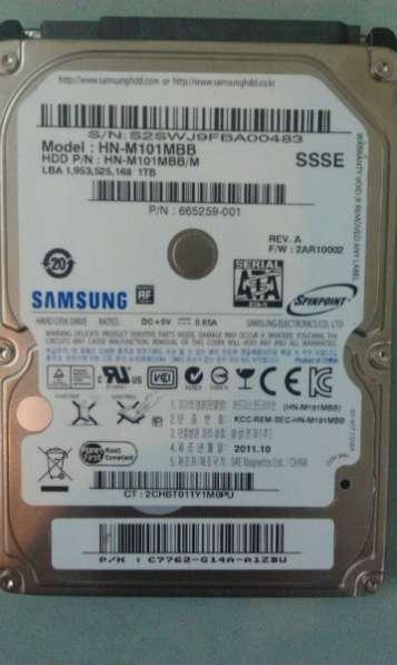 жесткий диск Hitachi 500Gb