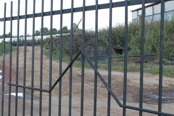 Продам секции заборные в Ливнах