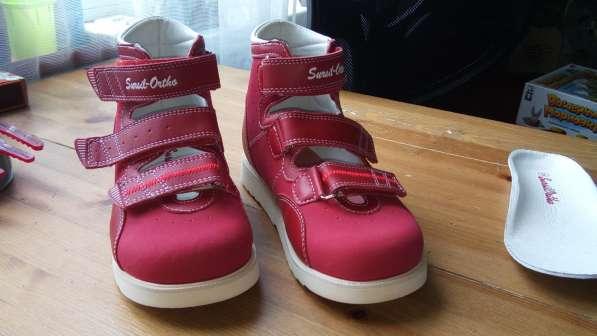 Ортопедическая обувь для девочки, Сурсил-Орто,29 резмер в Москве