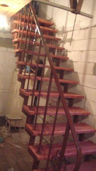 Лестницы по индивидуальному проекту