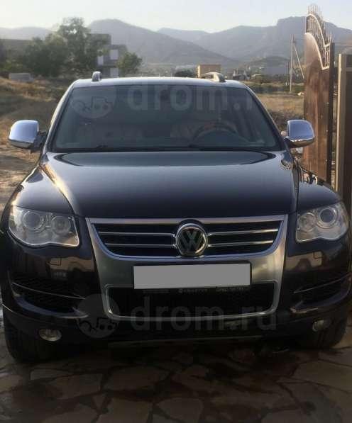 Volkswagen, Touareg, продажа в Судаке