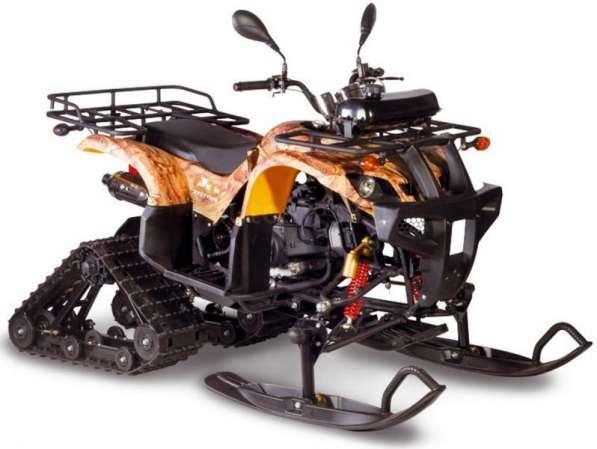 Продается новый вездеход-снегоход-квадроцикл в Фролово