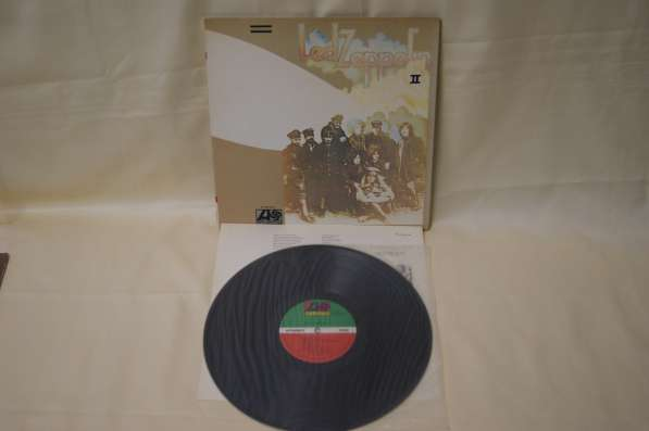 LED ZEPPELIN- --1969 Made In JAPAN